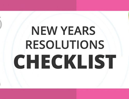 Yay 2019! New Year's Resolutions Checklist for Success