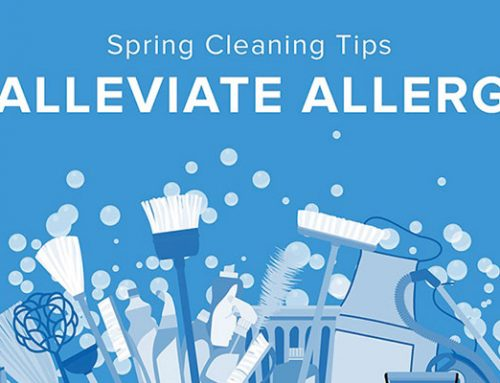 10 Spring Cleaning Tips to Alleviate Allergies
