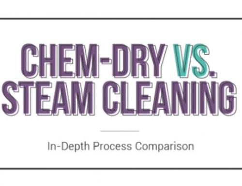 Hot Carbonating Extraction vs. Steam Cleaning