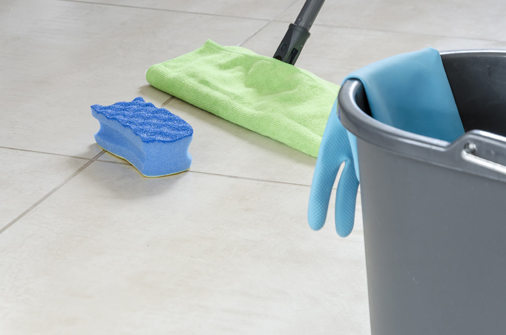 Cleaning Products That Can Damage Your Tile